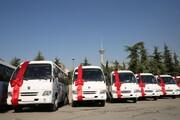 ۱۰۰ دستگاه اتوبوس و مینی بوس داخلی به ناوگان حمل و نقل عمومی اضافه شد