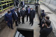 برای سیل های دوره ای ۲۵ و ۵۰ ساله تهران باید آمادگی داشته باشیم