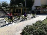 برگزاری دوره آموزش دوچرخهسواری به زنان