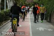 صرفه جویی ۱۷۸۸ لیتری سوخت در اردیبهشت ۱۴۰۰ از طریق دوچرخه سواری