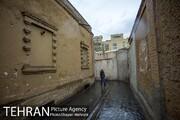 پیرایش ۱۰۰ مورد جداره بناهای ارزشمند