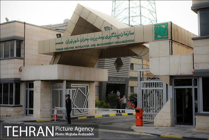 سرپرست سازمان پیشگیری و مدیریت بحران شهر تهران منصوب شد