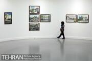 «تهران از منظر هنر» به نقش های تاریک شهر نورافکن تابانده است