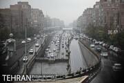 نداشتن آبگرفتگی قابل توجه در تهران کم سابقه بوده است