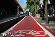 راهکار جلوگیری از تردد موتورسیکلت سواران در مسیر دوچرخه، فرهنگ سازی است