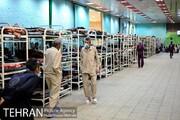 خدمت رسانی شهرداری به ۱.۵ میلیون بی خانمان در تهران