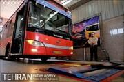 مراجعه ۹۲۲۹ دستگاه اتوبوس شرکت واحد به مراکز معاینه فنی