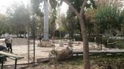 بهره برداری از  یادبود مقبره شهدای ناحیه یک منطقه ۱۵
