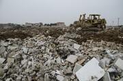 افزایش ۶۶۰۰ تنی ظرفیت بازیافت پسماند ساختمانی تا اردیبهشت ۱۴۰۰