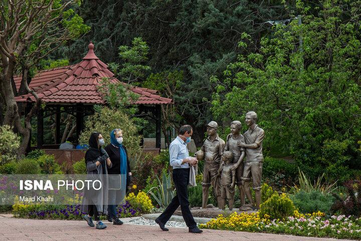 فضای سبز تهران در سال ۱۴۰۰، هزار و چهل میلیارد بودجه دارد