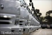 تحویل ۶۰ دستگاه اتوبوس و مینی بوس در مرحله سوم قرارداد با ایران خودرو