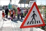 بهره برداری از ۵ بوستان آموزش ترافیک در ۵ منطقه غیربرخوردار تهران