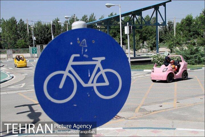 نخستین پارک آموزش ترافیک کودک در منطقه ۲۲ احداث می شود