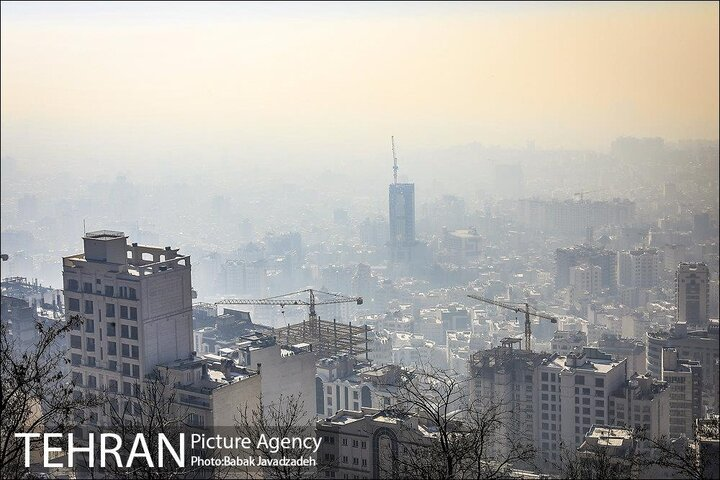 آلایندههای متحرک منبع اصلی آلودگی هوای تهران