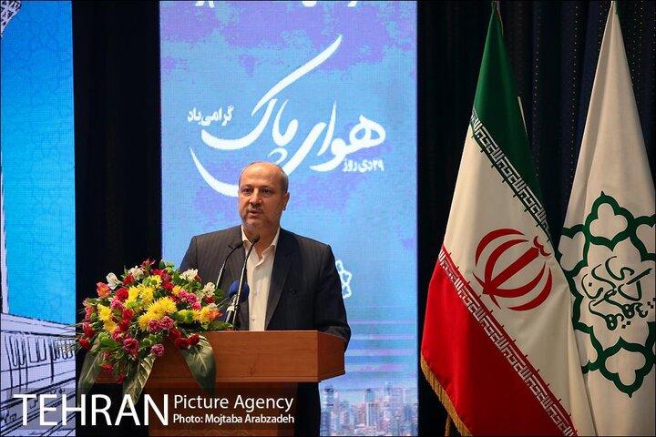 الزام اخذ معاینه فنی خودروهای تهرانی از مراکز پایتخت