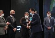 موفقیت سازمان مدیریت پسماند در کسب رتبه اول پنجمین دوره جایزه خشت طلایی