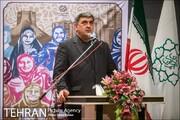 حضور شهردار تهران در آیین آزادی مادران زندانی