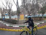 اجرای طرح «هر محله یک گروه دوچرخه سوار»