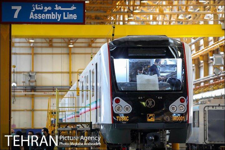 ایجاد شغل برای ۱۵هزار نفر در صورت تولید انبوه قطار ملی