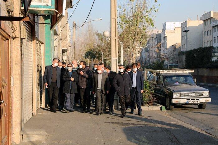 بازدید محله به محله شهردار منطقه ۸ به همراه شورایاران انجام میشود