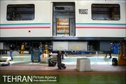 دریافت استانداردهای بین المللی بخشی از پروژه ساخت قطار ملی است