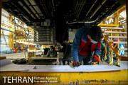 تولید انبوه قطار ملی، توسعه پایدار اقتصادی ایجاد می کند