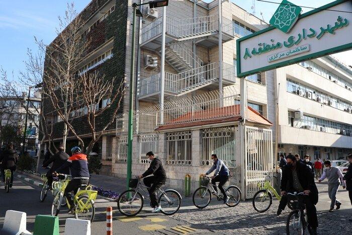 توسعه شبکه مسیرهای دوچرخه اختصاصی درسال ۱۴۰۰