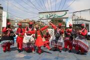 کاروان های نوروزی در جنوب شرق تهران به حرکت در آمد