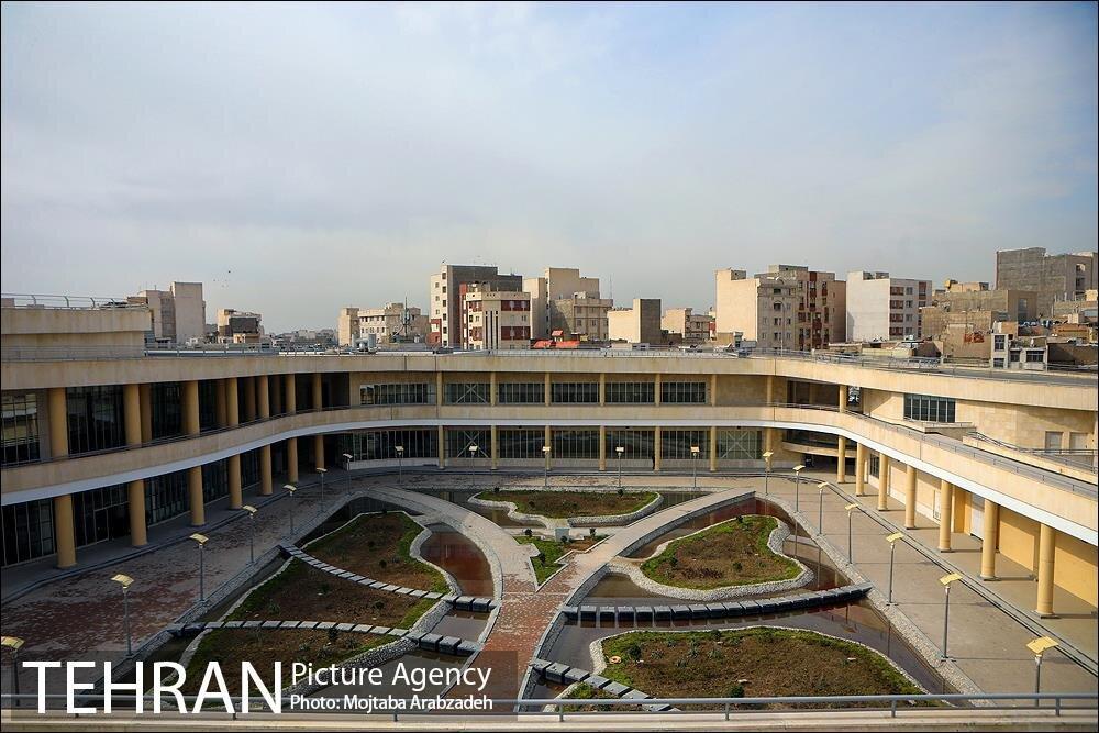 مجموعه تاریخی-گردشگری رازی در جوار قدیمیترین برج تهران