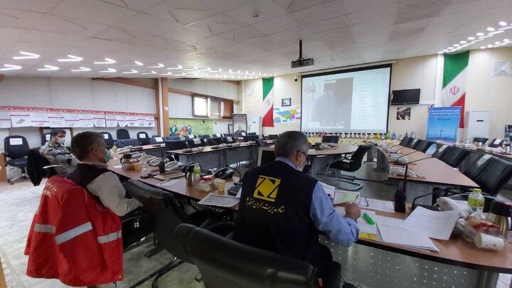 تمهیدات برای پیشگیری از حوادث احتمالی چهارشنبه سوری