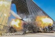 سلاح جنگی در نوروز ۱۴۰۰ ابزار جشن و تحول شد