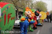 برگزاری تور تهرانگردی برای خانواده نیروهای خدماتی شهر