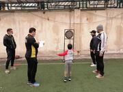برگزاری مسابقات خانواده محور «چهارگام» در منطقه ۷