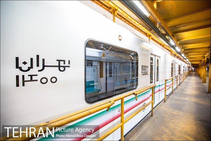 مشارکت ۱۸ شرکت دانش بنیان در ساخت یک رام قطار ملی