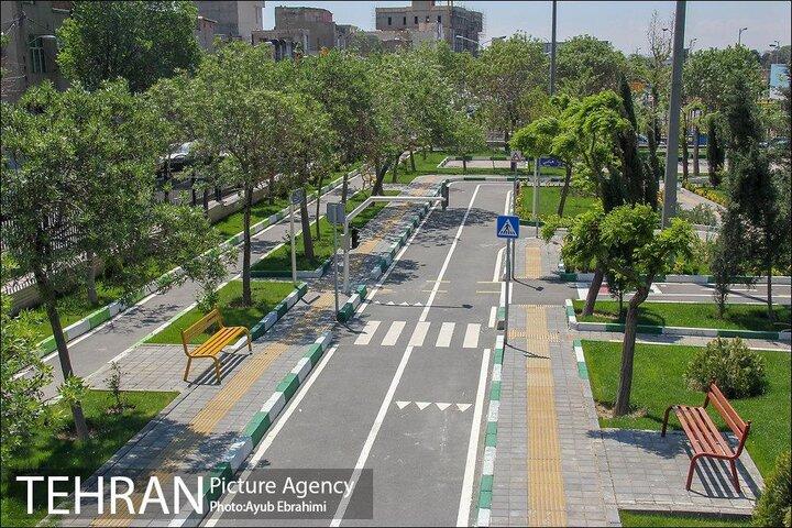 احداث پارک ترافیک در سطح شهر تهران یکی از اولویت های شهرداری است