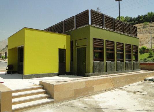 احداث بیش از ۲۵ چشمه سرویس بهداشتی در بوستان های شمال شرق پایتخت