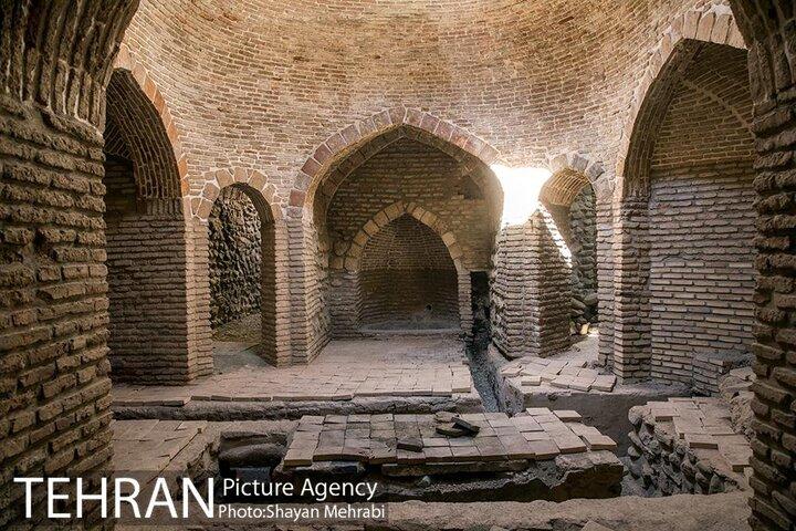 حمام تاریخی اسماعیلیان