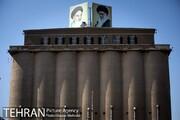 سیلوی گندم تهران