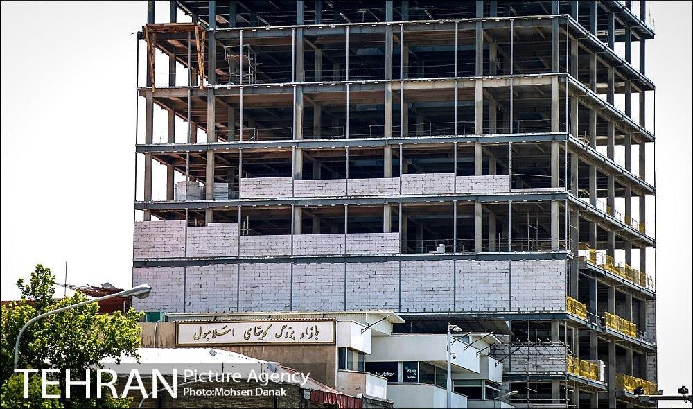 اجرای دستورالعمل های ایمنی در ۲۵۶ ساختمان ناایمن