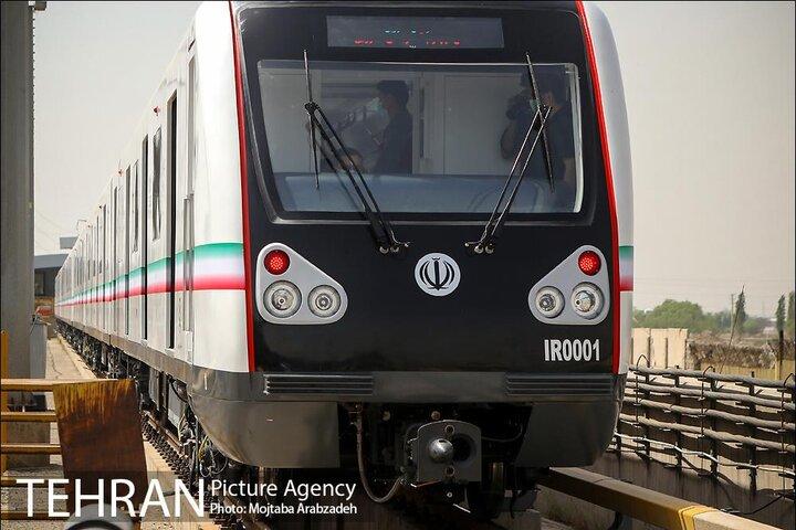 قطار ملی؛ برآیند توان وطنی