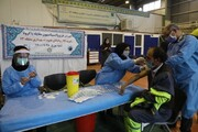 اجرای طرح واکسیناسیون ۲۳۰ پاکبان در برابر کرونا