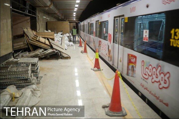 تخصیص بودجه ۴۳۸۰ میلیارد تومانی مدیریت شهری پنجم به مترو