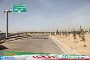 رمپ دسترسی بزرگراه بروجردی به آزادگان بزودی افتتاح می شود