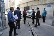 آغاز عملیات نهرسازی در محله سلیمانی