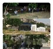 آزادسازی ٣٠ هزار متر زمین در شهرک گلستان