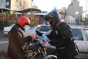 برگزاری مانور«موتورسواران خوب» در معابر پایتخت