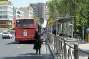 هیچ خدمتی در حوزه اتوبوسرانی در میدان تجریش حذف نشده است