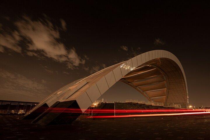 بهسازی و مرمت سازههای گرادیان مجموعه فرهنگی گردشگری دریاچه شهدای خلیج فارس