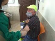 بارگذاری مشخصات پاکبانان دریافتکننده واکسن بر روی سامانه شفافیت