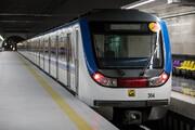 رکوردشکنی مترو با افتتاح میانگین سالانه ۸ ایستگاه